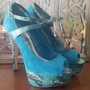 """Bakers """"Herlee"""" Platform Heels"""